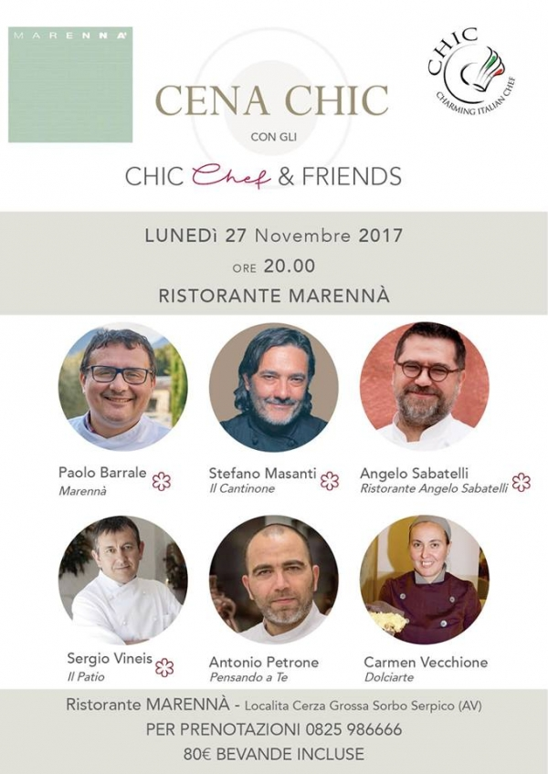 "Ci chiude la stagione 2017 di "" In The Kitchen Tour """